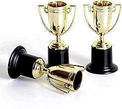 Feestartikelen voor kinderen - 12 STUKS Plastic Winnaars Trofeeën Winnaar Awards voor Kindersportdag Feestspel Speelgoed P...