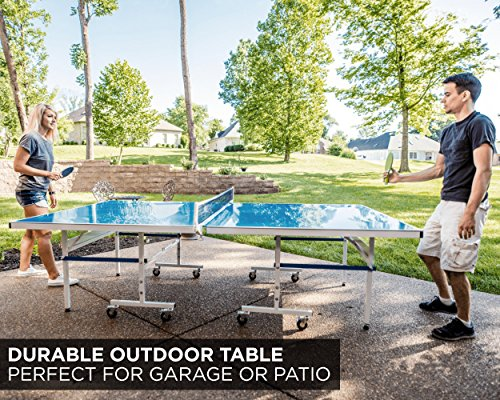 Stiga XTR Table de tennis de table...