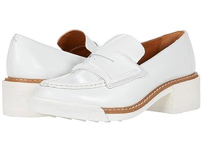 rag & bone Antor Loafer (Bright White) Women