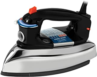 BLACK+DECKER Classic Steam Iron, F67E