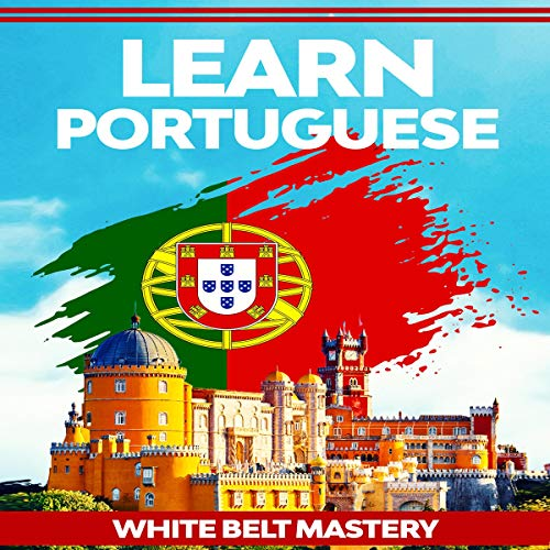 Learn Portuguese cover art