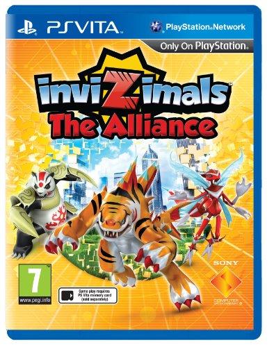 Invizimals: The Alliance [Importación Inglesa]