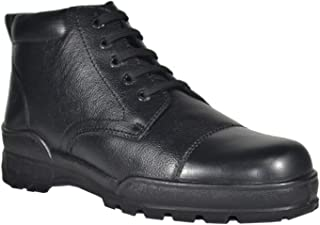 Black-CASHUAL Boots for LACE UP