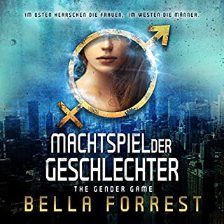 The Gender Game: Machtspiel der Geschlechter (German Edition) Titelbild
