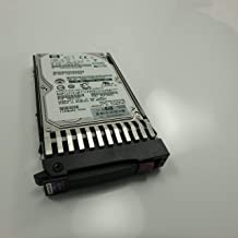 HP 518194-001 HP 146GB 10K 6G 2.5 SAS DP HDD (518194001) (Renewed)