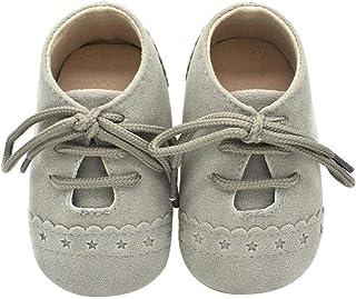 Zapatos Bebé Niña 2019 SHOBDW Zapatos Bebé Niño Verano Suela Suave Antideslizante Zapatillas Ata para Arriba Zapatos Bajos Linda Zapatos Bebé Recién Nacida Zapatos Bebe Primeros Pasos