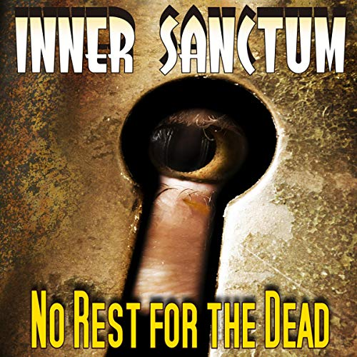 Couverture de Inner Sanctum: No Rest for the Dead