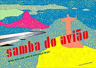 ジェット機のサンバ Samba do Avião(Song of the Jet) ジークレー技法 高級ポスター (B2/515mm×728mm)