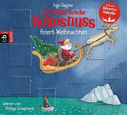 Der kleine Drache Kokosnuss feiert Weihnachten: Inklusive Adventskalender (Vorlesebücher, Band 2)