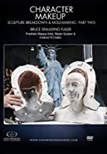 Character Makeup - Sculpture Breakdown & Mold Making Part Two
