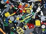 LEGO Technic - Piezas variadas: Ejes, Vigas con Agujeros y Patillas, Conectores, etc.