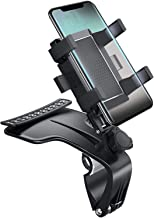1/2 stks auto telefoon mount, universele telefoon clip, 360 graden draaibare telefoon mount met een ingebouwde nummerplaa...
