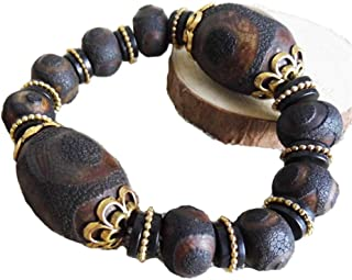 9 eye dzi beads power