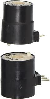 Whirlpool 279834 Valve Coil for Dryer, black