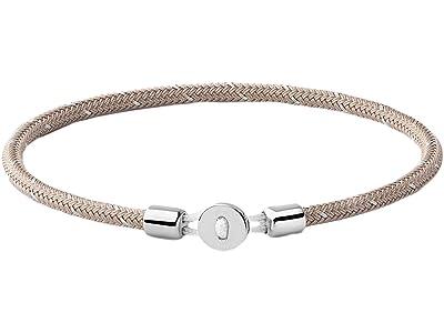 Miansai Nexus Rope Bracelet (Marble/Steel) Bracelet