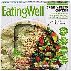 EatingWell Creamy Pesto Chicken, 10 oz (Frozen)