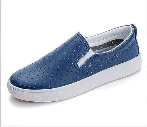 WLJSLLZYQ Faul Sommerschuhe EIN Pedal Herrenschuhe Sport Atmungsaktive Schuhe