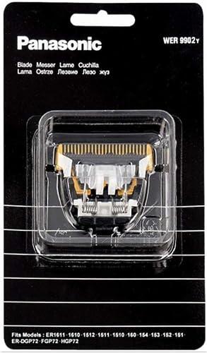 Panasonic - 615316 - Lame X-Taper Balade de Rechange pour les Tondeuses Er-1611/1610/1511/1510/160/154/153/152/151 Ty...