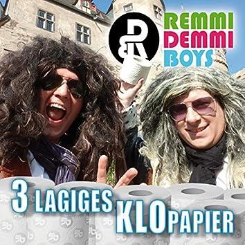 Dreilagiges Klopapier (Coverversion)