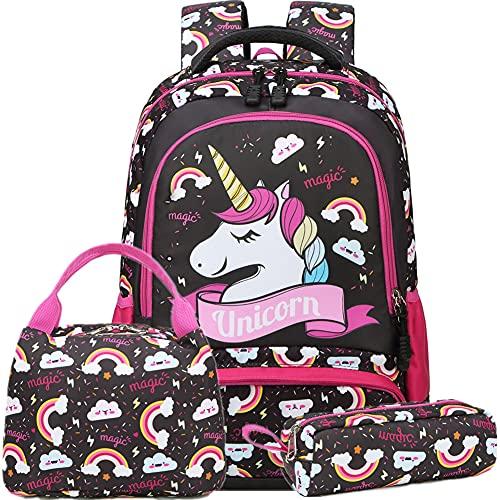 zaino Unicorno Scuola Elementare