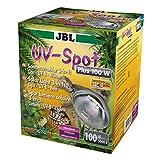 JBL Solar UV-Spot plus UV-Spotstrahler mit Tageslichtspektrum Licht UV-B Wärme, E27, 100 W, 61838