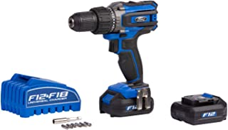 Ford 12V Lithium-Ion Cordless Drill Driver F12-01