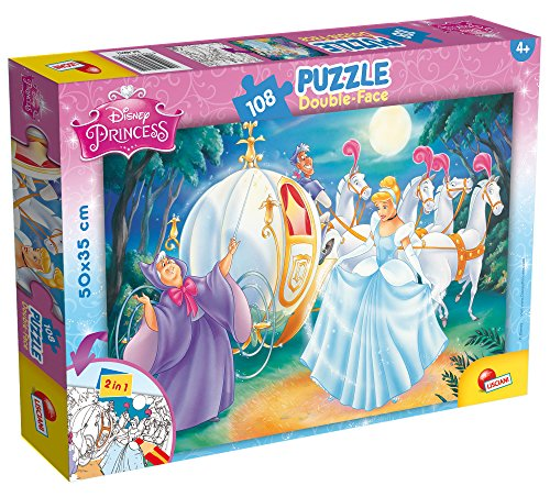 Puzzle double face 108 Cenicienta