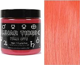 Lunar Tides Hair Dye - Pastel Coral Pink Semi-Permanent Vegan Hair Color (4 fl oz / 118 ml)