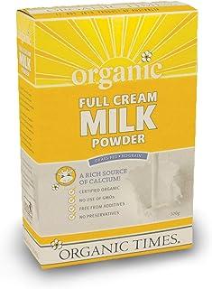Organic Times Full Cream Milk Powder, 300 g