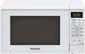 Panasonic Nn-E27JWMBPQ - Microondas de control táctil (20 L, 800 W), color blanco