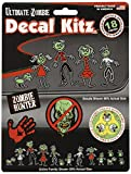 CHROMA 5393 Zombie Family Colorized Decal Kit
