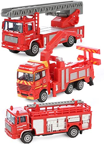 LIUFS-Legierung Auto Simulation Metalllegierung Auto-Modellbau Set Serie Spielzeug ( Farbe   rot )
