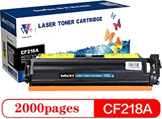 Compatible18a 218A Toner Cartridge Replacement for HP CF218A CF218 218 Laserjet Pro M104a M104w 104 132 132A M132fn M132fp