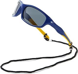 Kids Sports Polarized Sunglasses for Boys Girls Baseball...