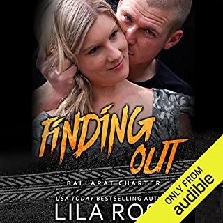 Finding Out                   By:                                                                                                                                 Lila Rose                               Narrated by:                                                                                                                                 Tarnee Evans,                                                                                        Paul Casteri                      Length: 4 hrs and 3 mins     113 ratings     Overall 4.7