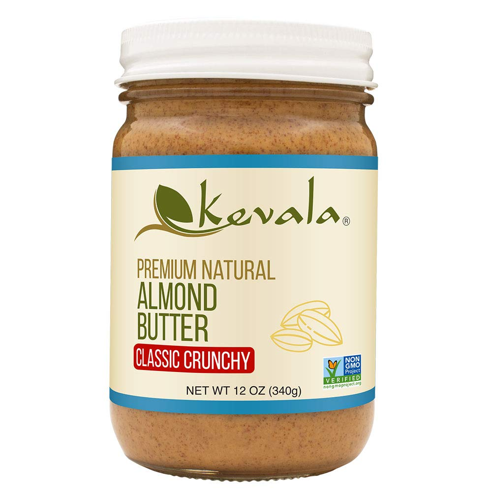 Kevala Almond Gifts Butter Oz At the price Crunchy 12