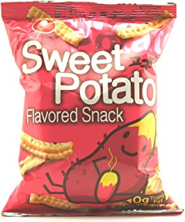 Sweet Potato Flavored Snack - 1.93oz (Pack of 6)