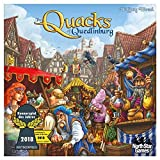 North Star Games The Quacks of Quedlinburg Board Game | Be The Best Quack Doctor in Town!
