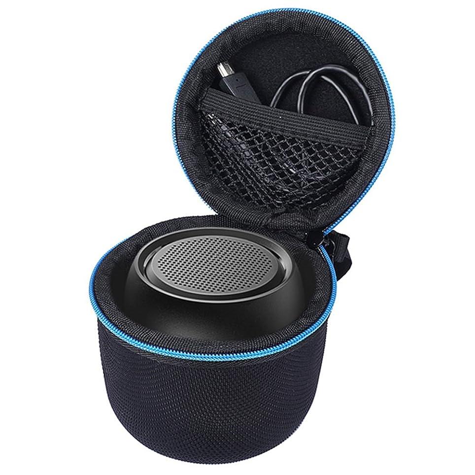 積極的に硬化する無駄だVicstar Anker SoundCore mini ケース バッグ キャリングバッグ 収納バッグ 取っ手付き 防水布地 衝撃吸収 スリム 保護ケース 外出、旅行やホームストレージにお勧め