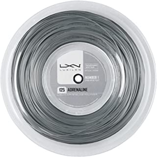 Wilson LUXILON Adrenaline 125 Reel, Platinum, 16L-Gauge