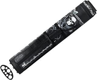 CueStix EBMC35 A Action Case - Eight Ball Mafia - EBM35 Skull and Flames 3 x 5