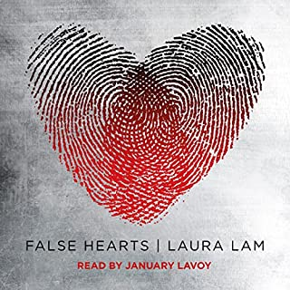 False Hearts                   By:                                                                                                                                 Laura Lam                               Narrated by:                                                                                                                                 January LaVoy                      Length: 11 hrs and 10 mins     15 ratings     Overall 4.5