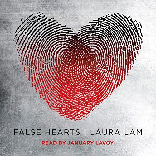 False Hearts audiobook cover art
