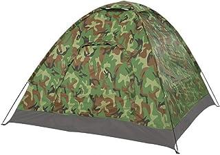 ソロテント テント 一人用 コンパクト 迷彩柄 キャンプテント キャンプ 小型テント 紫外線防止 防災 緊急 携帯便利 取り付け簡単 屋外 ビーチ ハイキング 通気性