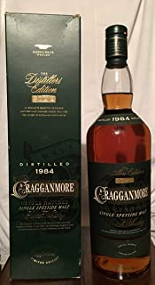 Cragganmore 1984 Double Matured The Distillers Edition mit Fall 1L