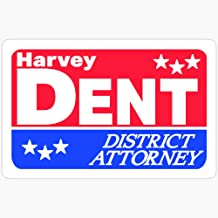 I Believe in Harvey Dent Stickers (3 Pcs/Pack)