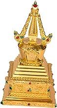 Prettyia Tibet Buddhism Sakyamuni Buddha Stupa Statue Tantric Supplies Buddhist
