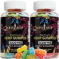 New Age Naturals Advanced Hemp Big Gummies 3000mg -120ct- 100% Natural Hemp Oil Infused Gummies from NEW AGE
