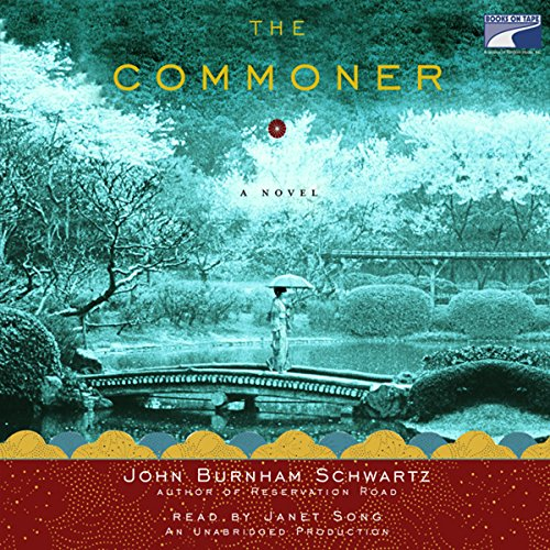 The Commoner audiobook cover art