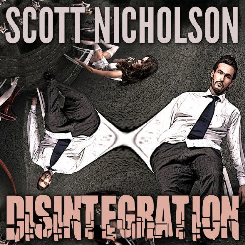 Disintegration audiobook cover art